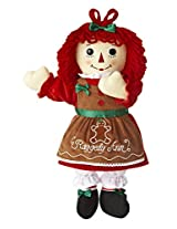 "Aurora World Ginger 'n Spice Raggedy 16"" Ann Doll"