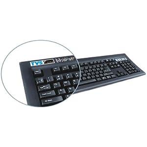 TVS-e Gold Bharat PS/2 Keyboard