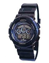 A Avon Sports Digital Black Dial Women's Watch - 1002013