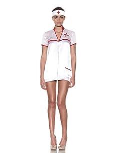 Kiki de Montparnasse Women's Night Nurse (White /Red)