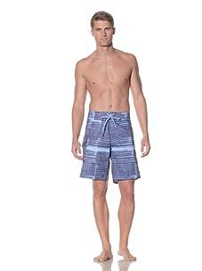 Rhythm Men's Spence Swim Short (Blue)