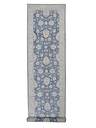 Kalaty One-of-a-Kind Pak Rug, Blue, 3' 10