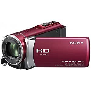 Sony HDR-CX200 High Definition Handycam Camcorder