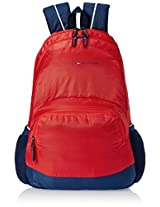 Tommy Hilfiger Dream Yard Red Children's Backpack (TH/BTS04DMY)