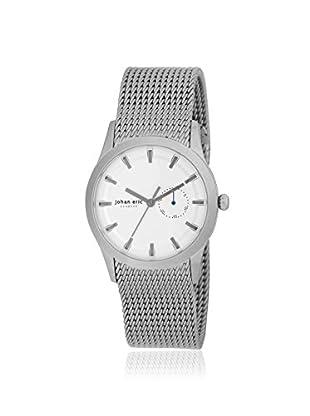 Johan Eric Men's JE1300-04-001 Agersø Silver Stainless Steel Watch