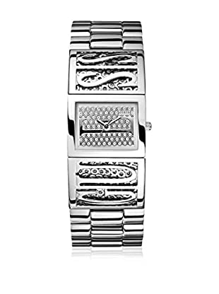 Guess Reloj de cuarzo Woman Plata 28 mm