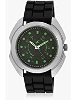 Fastrack Black Analog Watch -3117SP02
