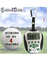 Excalibur 468-CS-RS Digital Golf Scoring System