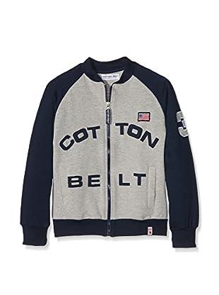 Cotton Belt Sudadera con Cierre