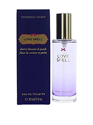 Victoria's Secret Eau de Toilette Damen Love Spell 30.0 ml, Preis/100 ml: 43.3 EUR