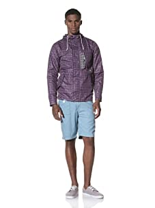 SLDVR Men's Shoreline Jacket (Purple)