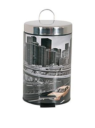 MSV Cubo De Basura Con Pedal 3 L