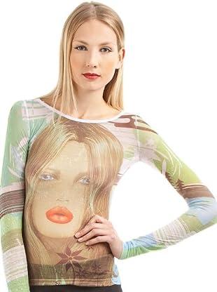 Custo T-Shirt Cubly (Grün)