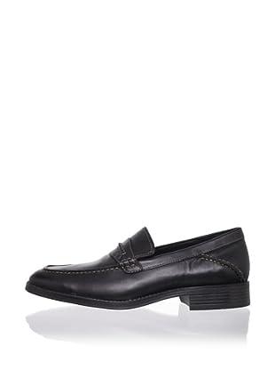 Donald J Pliner Men's Alford Loafer (Black)