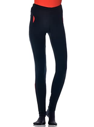 Sportful Pantalón Crosscountry Dobbiaco Tight (Negro)