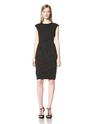 Pink Tartan Women's Carmella Dress (Black)