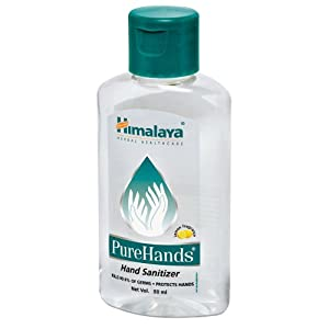Himalaya Herbals Pure Hands Sanitizer