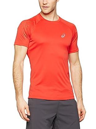 Asics T-Shirt Ss Stripe