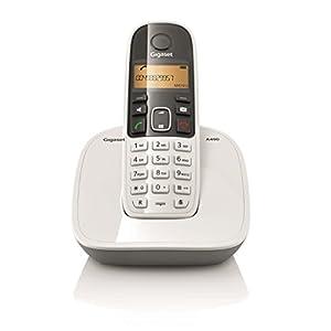 Gigaset A490 Cordless Phone (White)