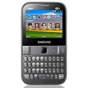 Samsung Chat 527 Silver