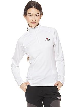 Izas T-Shirt Power Stretch Geito (Blanco)