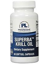 Progressive Labs Superba Krill Oil 60Sg