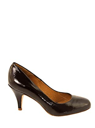 Eye Shoes Zapatos Charol (Chocolate)