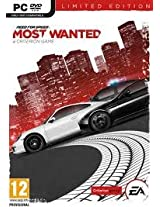Need for Speed Most Wanted: Limited Edition (PC DVD)