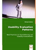Usability Evaluation Patterns: Best Practices zur Durchführung von Usability-Evaluationen