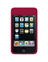 Amzer Snap-On Crystal Hard Case for iPod touch 2G, 3G (Pink)