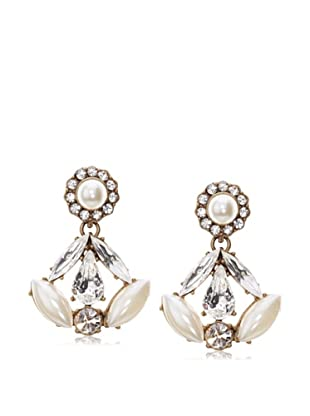 Leslie Danzis Vintage Inspired Dangle Earring with Pearl