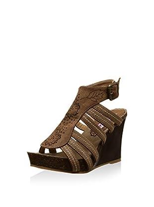 FURIEZZA Keil Sandalette