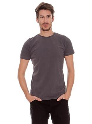 Timeout Camiseta MC Lisa (gris oscuro)