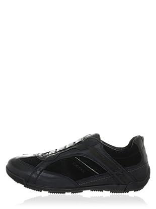 Geox Zapatillas Cart (Negro)