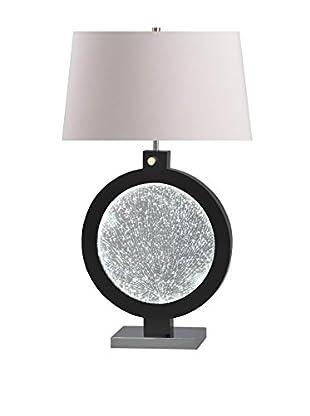 Nova Lighting Electra Table Lamp, Black