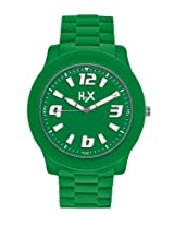 H2X Splash Analog Green Dial Unisex watch - SG381XG1