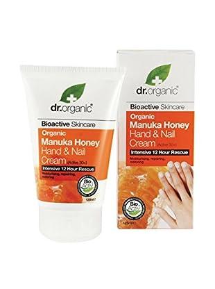 Dr Organic Trattamento Mani e Unghie Manuka Honey 125 ml
