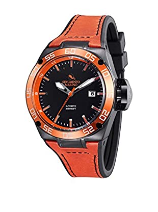 Strumento Marino Reloj Defender Automatic SM105L-BK-NR-AR