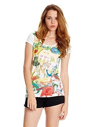 SideCar Camiseta Manga Corta Graciela