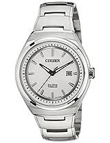Citizen Analog White Dial Men's Watch - AW1251-51A