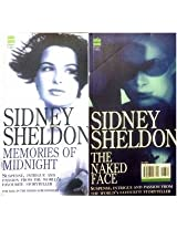 Sidney Sheldon - The Naked Face and Memories of Midnight (Two Books in One)
