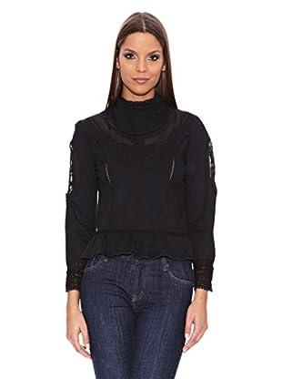 Tantra Blusa (Negro)
