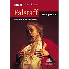 Giuseppe Verdi - Falstaff (Royal Opera House CoventGarden) [DVD] [Import]