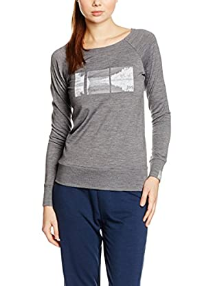 super natural Sweatshirt Graphic Relax