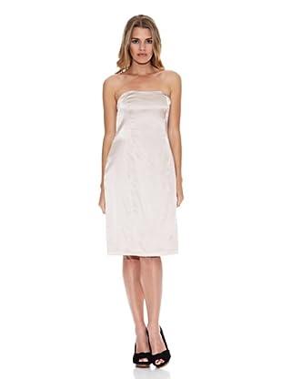 Monoplaza Vestido Honore (Beige)