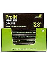 ProIN MegaBite Grainie 10 bars Box - 23.50% (Protein Bar)