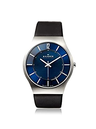 Skagen Men's 833XLSLN Denmark Blue Dial Watch