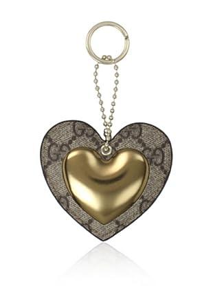 Gucci Heart Keychain