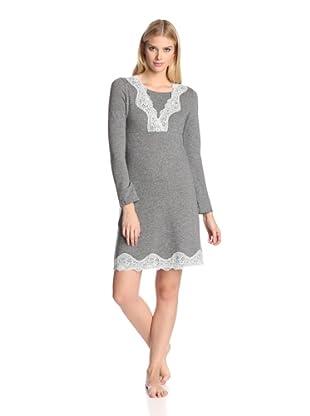 Valery Sleepwear Women's Giselle Chemise (Grey)