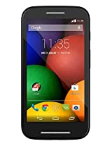 Imported Motorola Moto E XT-1021 GSM - Unlocked - 4GB (Black) Single Sim